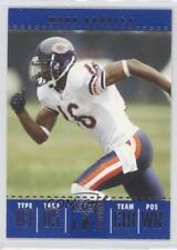 2007 Topps TX Exclusive #81 Mark Bradley Chicago Bears Football Card