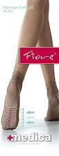 MEDICA Massage-Socks 20 DEN FIORE  ONE SIZE