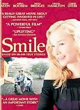 2005, DVD, Smile, Widescreen, Sean Astin, Beau Bridges, Linda Hamilton