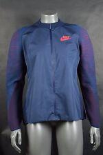 NWT $250 Womens Nike Dynamic Reveal Jacket 828292 451 sz S-L Red Blue Olympic