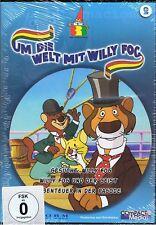 Para el mundo con Willy Fog vol.2 - DVD nuevo