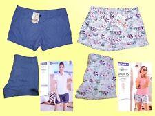 Women's Shorts Bermuda Shorts Hot Pants Shorts 36-44 S-L Model to Choose