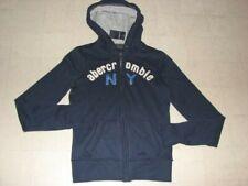 ABERCROMBIE Hoodie  Zip Jacket  For Girls Burgandy S - NWT