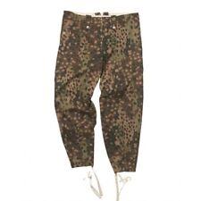 Pantalon treillis allemande M44 petits pois camo waffen repro