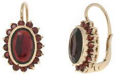 ORECCHINI gioiello in ORO orecchino donna con pietre e2