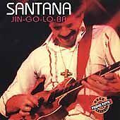 Jin-Go-Lo-Ba Carlos Santana MUSIC CD