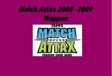 Topps Match Attax 2008/09 08 09 - Wappen - Clubkarte - mint