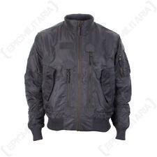US Tactical Flight Jacket - Urban Grey - Men's Coat American Military All Sizes