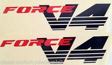 Honda NC30 VFR400R force V4 carénage decals