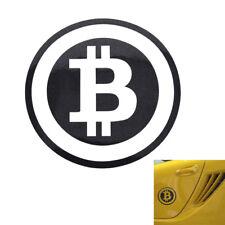 Large Bitcoins Cryptocurrency Blockchains freedom sticker vinyl car window FF