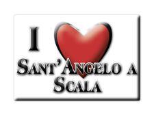 CALAMITA CAMPANIA FRIDGE MAGNET MAGNETE SOUVENIR LOVE SANT'ANGELO A SCALA (AV)--