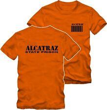 T-Shirt Alcatraz JVA Shirt  State Prison Alcatraz T-Shirt