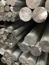 """Solido in alluminio bar STOCK ROUND Rod di metallo 1/4"""" - 1"""" lunghezze di diametro - 1000mm"""