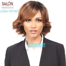 It's a Wig Brazilian Remi Human Hair Straight Soft Flip Curls HH Delilah Wig