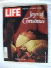 Life Magazine December 15, 1972 Joys of Christmas