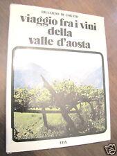 VIAGGIO TRA I VINI DELLA VAL VALLE D'AOSTA DI CORATO