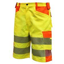 Pantalon de Haute Visibilité 4780 Yo-Hiviz Bermudas Warnschutz