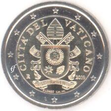 Vatikan 2 Euro Kursmünze Kursmünzen - alle Jahre wählen - Neu