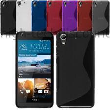 Housse etui coque pochette silicone gel fine pour HTC Desire 626 + film ecran