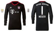 Trikot FC Bayern München 2017-2018 Home Torwart BL - Neuer [128-XXL] Bundesliga