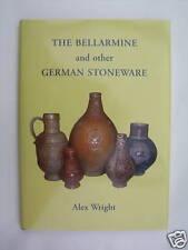 Bellarmine Bartmann ombrine bronze grès steinzeug Book Museum Swaffham