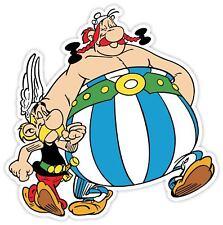Asterix and Obelix Cartoon Kids Vinyl Sticker Decal