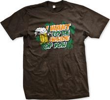 I Want To Be Inside You Beer Glass St. Patrick's Day Sex Joke Mug Men's T-Shirt