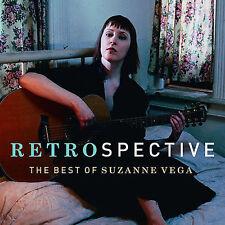 SUZANNE VEGA Retrospective The Best Of CD NEW