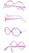 Classic Vintage Retro Geek Nerd Style Glasses Frame Eyewear No Lens Costume Play