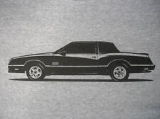 1987-1988 Monte Carlo SS T-Shirt (Black Design)