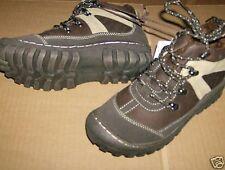 Kinder Schuhe Stiefel  warm  dunkelbraun  31   32   neu