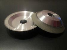 Disque abrasif de borazon CBN 12v9-45 ° ø 50 75 100 125 150mm iso9001