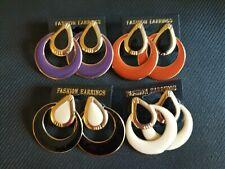Fashion Women's Earring Elegant Hoop Jewelry