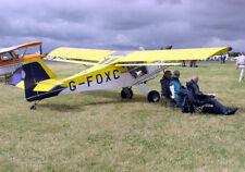 Kitfox Model 3 Denney Aircraft Airplane Desktop Wood Model Small New