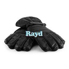 Warm & Safe Rider Classic Style Men's Heated Gloves - Heat Craft