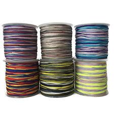 Corde de Nylon 1 mm, coloré, multicolore-Choisissez Couleurs et mètres (I)