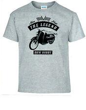T-Shirt,DKW Hobby,Bike,Motorrad,Youngtimer,Oldtimer