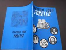 Motown 25 Japan Promo only Book Stivie Michael Jackson