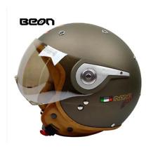 New vintage Beon motorbike motorcycle helmet vespa casco capacete open face capa