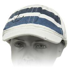 6175G cappellino baseball bimbo SCOTCH SHURNK panna blu cappello hat kids