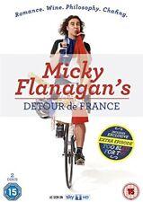Micky Flanagan's Detour de France [DVD] [2014] - DVD  JCVG The Cheap Fast Free