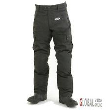 Rayven Kargo Motorcycle Motorbike Trousers Waterproof CE Armour Cargo Pocket