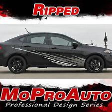 2013 2014 2015 2016 Dodge Dart SXT GT RIPPED DART Decals Stripe 3M Pro Series PD