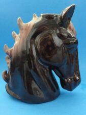 VINTAGE ORIGINAL ROSSINI JAPAN PORCELAIN HORSE BOTTLE