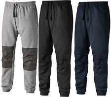 Dickies Work Joggers Comfortable Elasticated Jogging Trousers Reinforced Knees