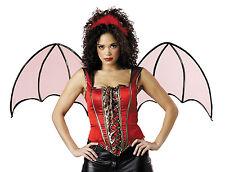 Devil Accessory Kit Halloween Costume Women Wings Sexy NIP