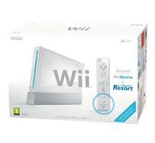 Wii Konsole weiß Sports Resort Pak + Wii Sports, Sports Resort, mote Plus + OVP