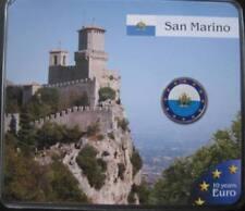 """MDS san marino 2 euro 2009 """"creativita Innovazione"""", coloriert"""