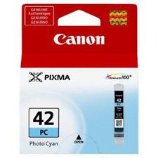 Cli-42 photo ciano ORIGINALE CANON 42 Cartuccia di inchiostro per Canon Pixma Pro 100 / 100S