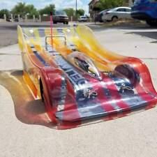 1/8 Lola Mono C RC Car Body clear Mugen MRX Serpent 977/8 Motonica 1083